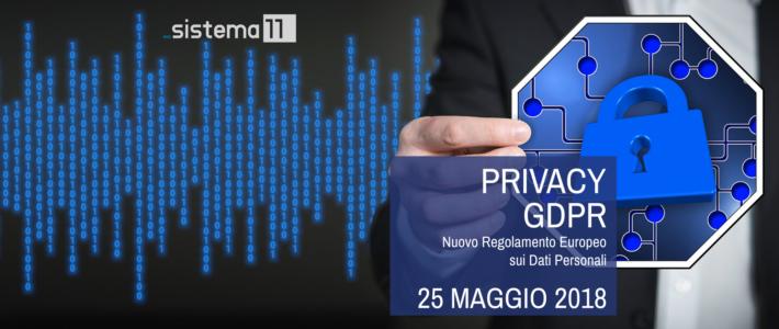 Privacy – GDPR